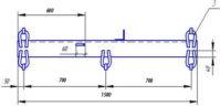 Траверса ТМ-83 (20.0027) 23.44 кг