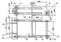 Узел крепления У-2 (3.407.1), 20,6 кг
